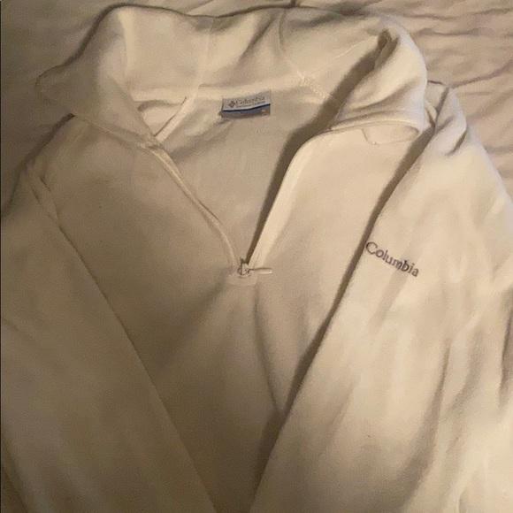 Columbia Jackets & Blazers - NWOT COLUMBIA FLEECE 3/4 ZIP JACKET